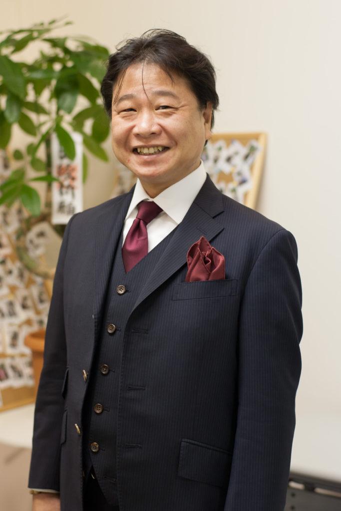 株式会社ライズマーケティングオフィス 田中稔社長