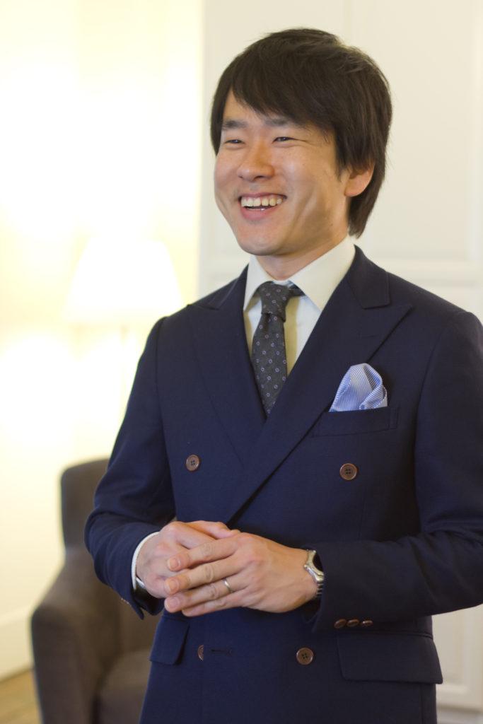 わただ呉服 和多田泰久さん