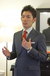 泉司法書士事務所 泉康生さん