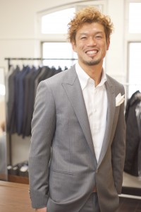 元WBA世界スーパーウエルター級暫定王者 石田順裕さん