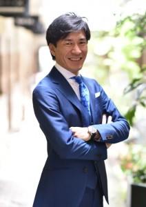 株式会社保険総合研究所 清岡義教 代表取締役