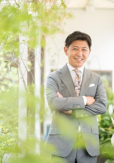 株式会社フランス屋本部 長谷川幸則 代表取締役